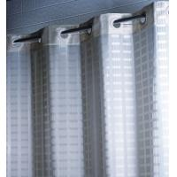 Box Stripe Shower Curtain Manufactures