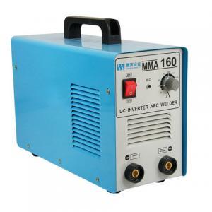 Inverter dc welding machine MMA-160 , Single phase 220V MMA arc welder Manufactures