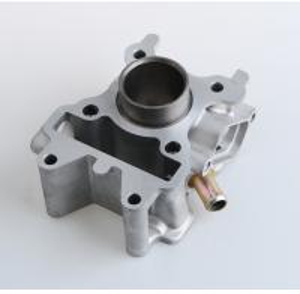 Water Cooled 50cc Yamaha Motorcycle Cylinder Block , Aluminum Alloy Engine Parts Manufactures