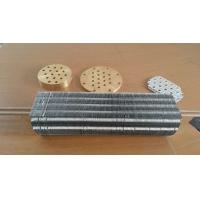 China Heat exchanger with shell and tube design for industrial oil cooler on sale