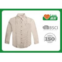 White Breathable Quick Dry Shirts For Men S / M / L / XL / 2XL / 3XL Available Manufactures