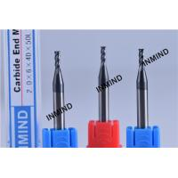 2*6*4D*50L*4F , AlTiN Coating , Square End Mill , 4 Flute , Milling Cutter , high quality Manufactures