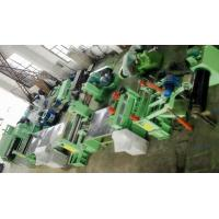 Buy cheap Professional Simple Hydraulic Steel Slitting Lines Metal Slitting Machine from wholesalers