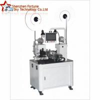 Zibo Fortune Light Industrial Products Co Ltd: Automatic Flat Ribbon Cable Lug Cutting Stripping Crimping