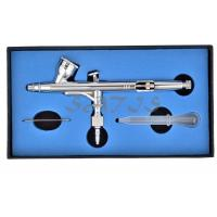 Gravity feed Dual Action Airbrush for Art Body Makeup painting  0.25mm nozzle  9CC Manufactures