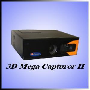 Great Effect 3D Portrait Laser Camera 3D Mega Capturor II Manufactures