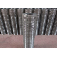 China 12.5mm X12.5mm Galvanised Welded Wire Mesh Panels for Rabbit Cage on sale