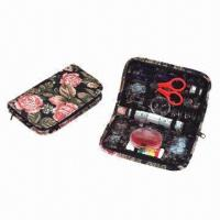 Sewing Kit with Leather Bag Manufactures