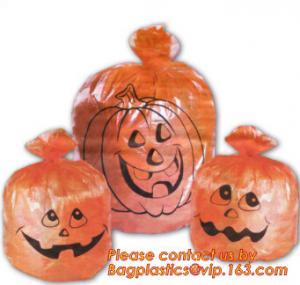 halloween pumpkin bag/ Halloween ghost leaf bags / large halloween gift bag,Garden Halloween Leaf Bags Giant Pumpkin Law Manufactures