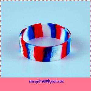 China hot china products wholesale silicone bracelet on sale