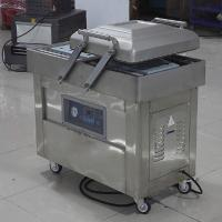 DZ500-2SB Double Chamber Food Vacuum Packaging Machine Manufactures