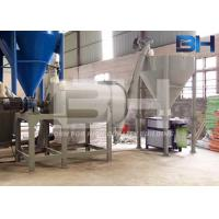 Professional Wall Putty Mixing Machine , Automatic Packaging Dry Mortar Mixer Manufactures