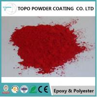 Zinc / Aluminium Antimicrobial Powder Coating RAL 1007 Color 85% Gloss Manufactures