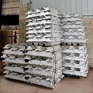 aluminum ingot 99.7 Manufactures