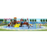 Modern Design Water Play Equipment Plastic LLDPE Nontoxic High Technical Standards Manufactures
