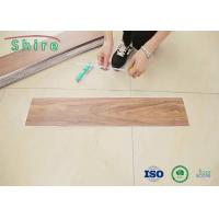 EIR Embossed PVC Self Adhesive Vinyl Flooring Easy Installation Good Performance Plank Manufactures