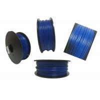 Good Toughness 1.75mm 3mm 3d Print Strong Material , Biodegradable 3d Filament Manufactures