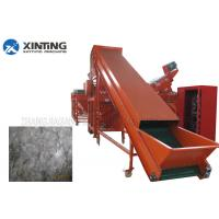 Agricultural Film Recycling Line PE Film Waste Plastic Washing Recycling Machine Manufactures