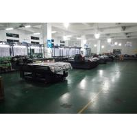 Plexiglas / Glass / Ceiling  UV Flatbed Printing Machine Curve and Density Adjustment Manufactures