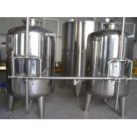 Commercial Mineral Water Treatment Machine , Hollow Fiber Super Filter for Drinking Water Manufactures