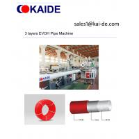 China 3 layers EVOH Pipe Machine on sale
