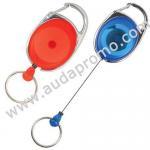 Retractable badge holder,plastic badge holder,badge reel,plastic ID holder,pull reel Manufactures