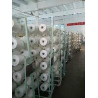 China poly poly and poly cotton core spun sewing thread on sale