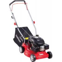 European Design Gas Line Lawn Mower With High Efficiency Engine Plastic Deck Manufactures