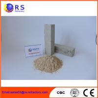Alkali resistant castable refractory material For Calciner , Powder Shape Manufactures