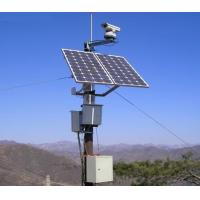 Solar Monitor System Solar Power Energy System With 100W Solar Panel Manufactures