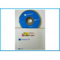 Windows 10 Home 32/64 Bits , Activation Code Lifetime Guarantee Windows 10 OEM Key Manufactures