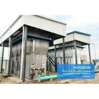River Demineralized Industrial Water Purification Equipment 100 000 Liter Per Hour Capacity