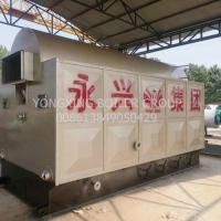 Straw Ricehusk Biomass Steam Generator 1600 Kg H In Alcohol Factory Manufactures