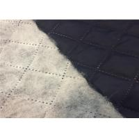 Quality 300T Wind Proof Cotton Nylon Fabric Smooth Surface For Cotton - Padded Jacket for sale