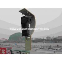 Big Size Water Fountain Equipment Outdoor Sound System  220V / 380V Manufactures