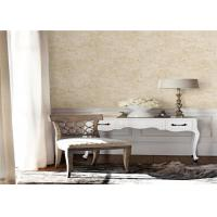 Elegant Country Floral Wallpaper , 3D Flower Images Wallpapers For Sitting Room Manufactures
