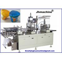 Mould easy changable Automatic Plastic Lid Making Machine for sale/Big forming area Manufactures
