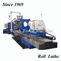 Buy cheap Cnc Roll Turning Lathe Machine from wholesalers