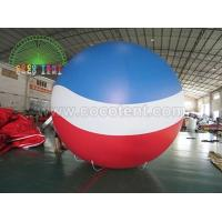 China Inflatable coca-cola brand helium balloon for advertising and promotion Full printing balloon on sale