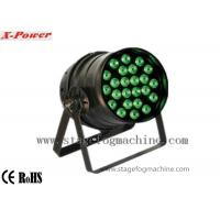Professional 24 Pcs *10W 3 In 1 RGB Led Par Can Lights TV Studios PL-40 Manufactures