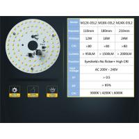 3 colors led toning ceiling light with ce rohs 2 years warranty 12w 18w 24w ic driver Manufactures