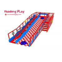China Colorful Indoor Play Equipment Size Customized 12 Cubic Meter Soft PVC Material on sale