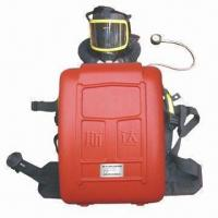 Isolated Positive Pressure Oxygen Breathing Apparatus with 480L Oxygen Storage Manufactures