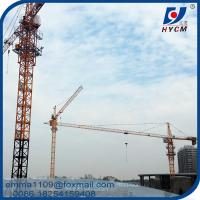 4TONS Top Head Tower Jib Crane For Models QTZ63(5011) Building Crnae Manufactures