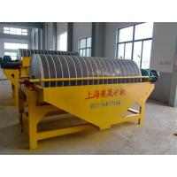 China Medium Particle Iron Sand Magnetic Separator on sale