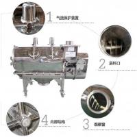 1-5 layers High Frequency Linear vibrating sieve separator machine for soybean Manufactures