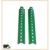 3 in. x 3 in. x 6 ft. Green Metal Heavy Duty Fence U-Post Manufactures