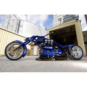 2005 Custom Built Motorcycles Chopper Metric Revolution Custom Triumph Rocket III! Insane! Manufactures