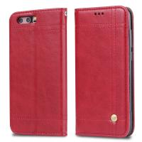 Book Cover Huawei Leather Case For Honor 9 Magnetic Adsorption Wallet Flip Stand Manufactures