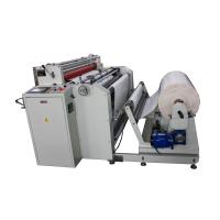 precision paper roll to sheet cutting machine with slitting function Manufactures